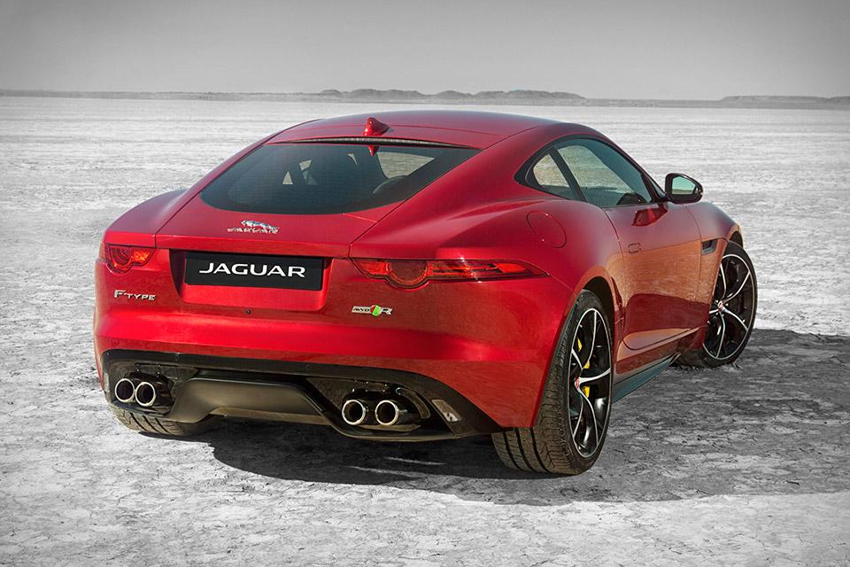 Jaguar AWD F-Type R