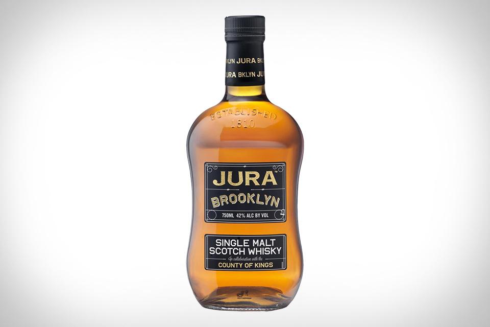 Jura Brooklyn Scotch Whiskey