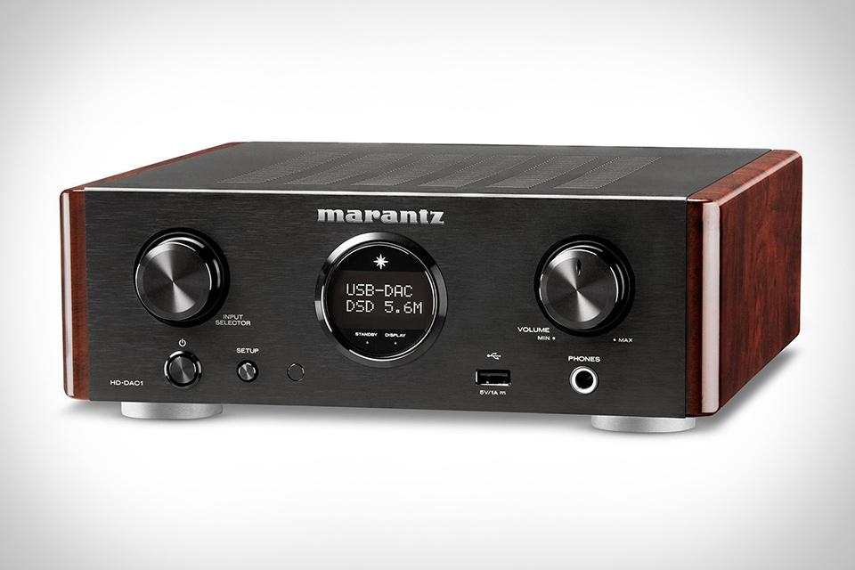Marantz HD-DAC1 Headphone Amplifier