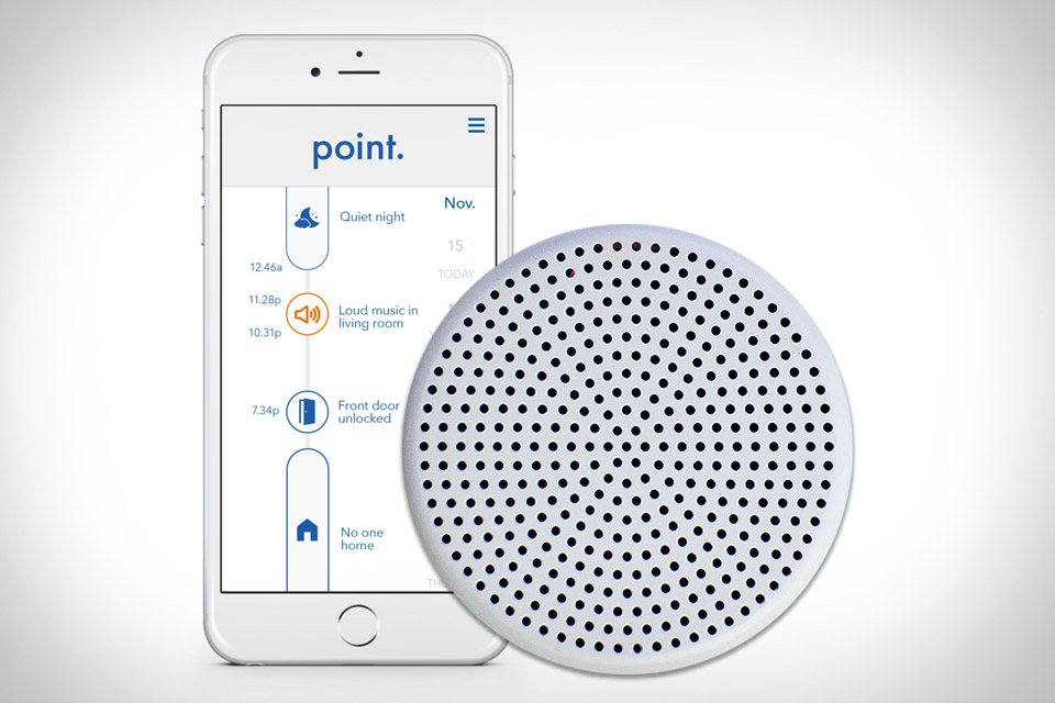 Point Home Security Device