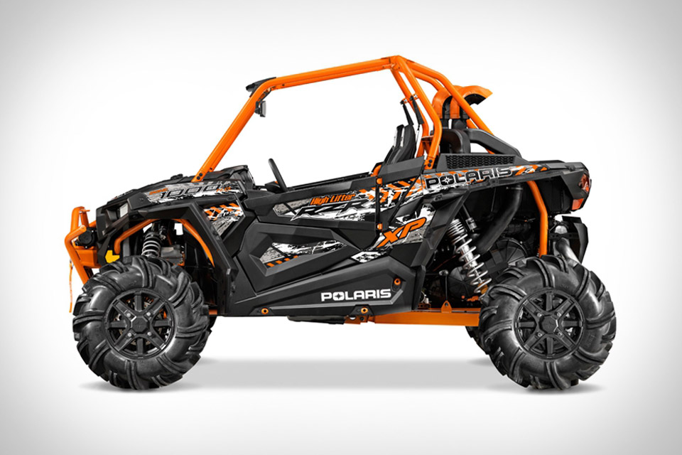 Polaris RZR XP 1000 EPS High Lifter Edition