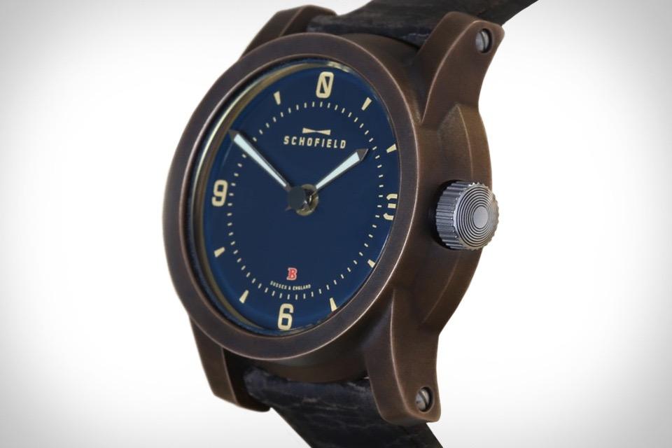 Schofield Beater Watch