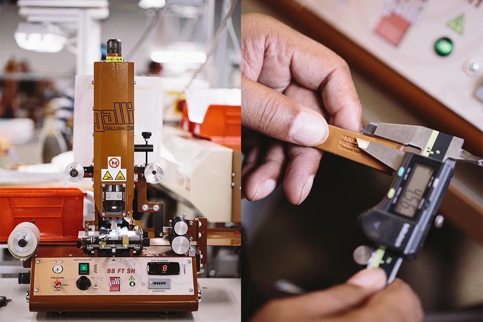 Process: Shinola Leather
