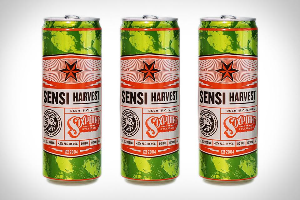 Sixpoint Sensi Harvest Beer