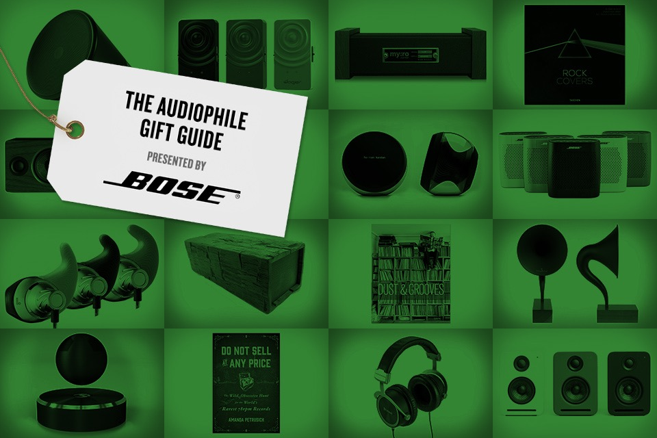 The Audiophile Gift Guide
