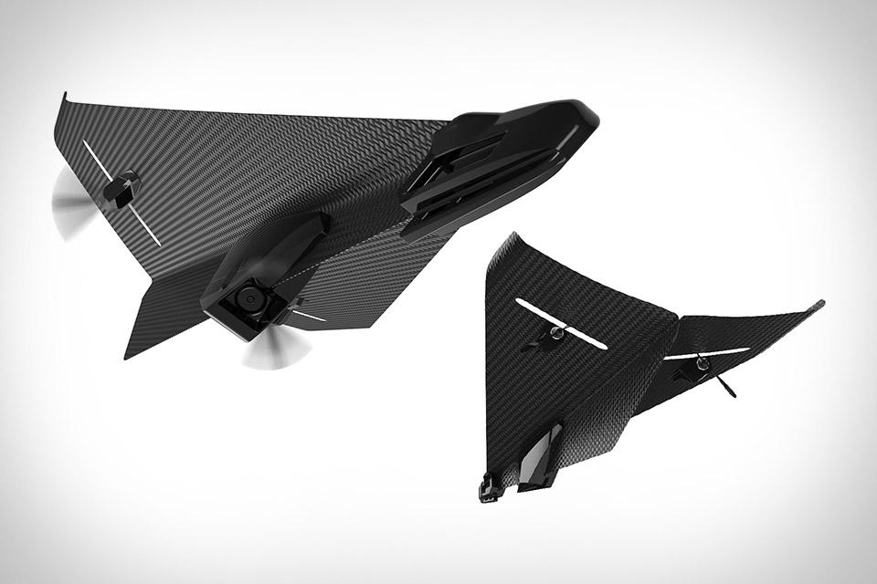 Carbon Flyer Video Drone