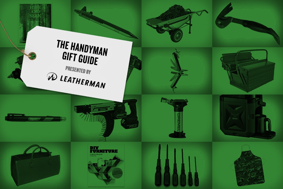The Handyman Gift Guide