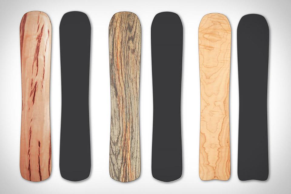 Igneous Custom Snowboard