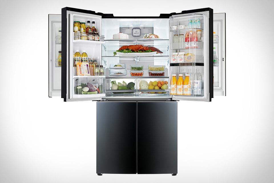 LG Door-In-Door Mega-Capacity Refrigerator