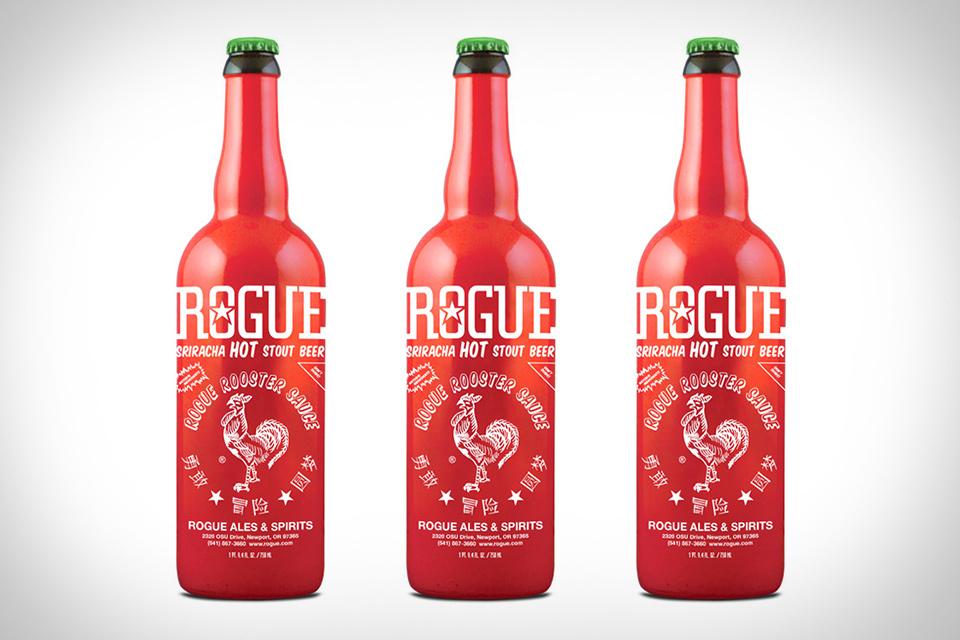 Rogue Sriracha Stout Beer