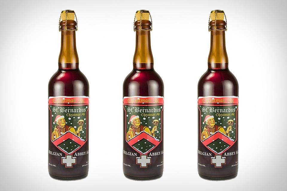 St. Bernardus Christmas Ale   Uncrate
