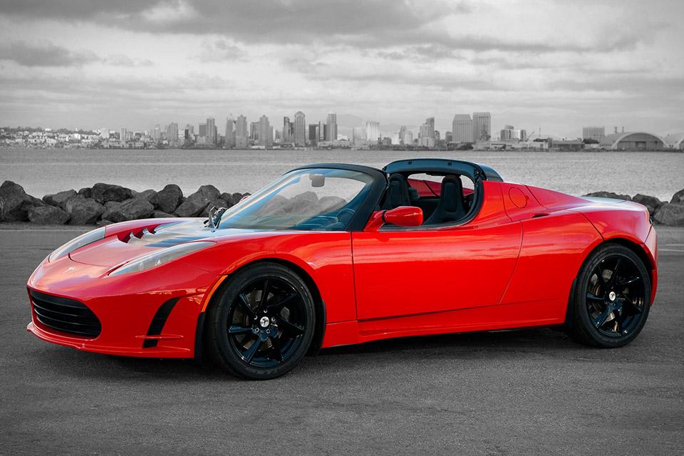 Tesla Roadster 3.0 Upgrade