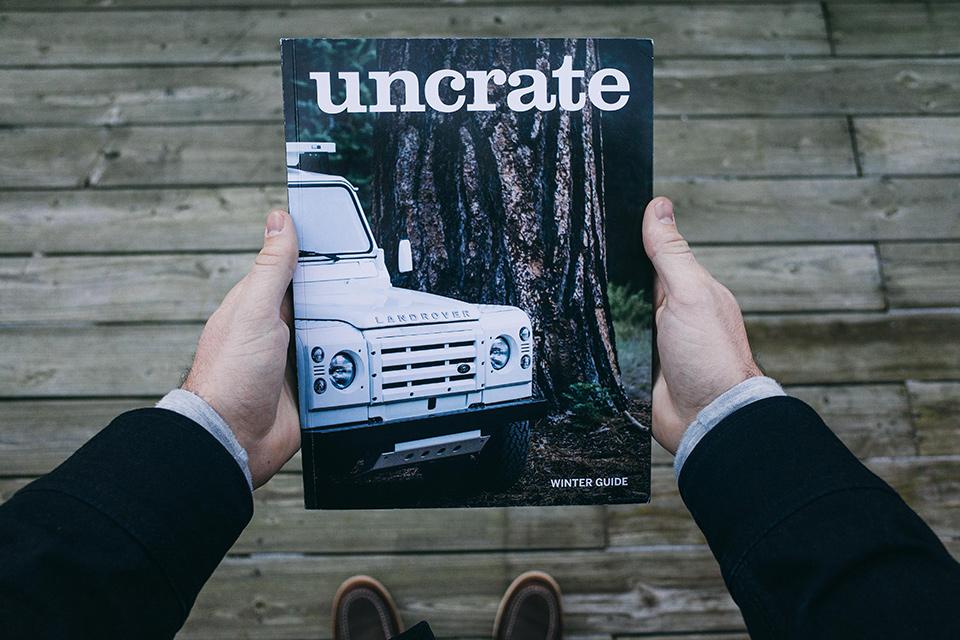 Uncrate Quarterly
