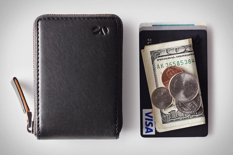 Octovo Birdcage Wallet