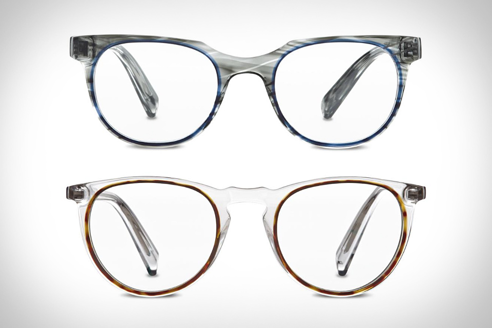 Warby Parker Concentric Collection