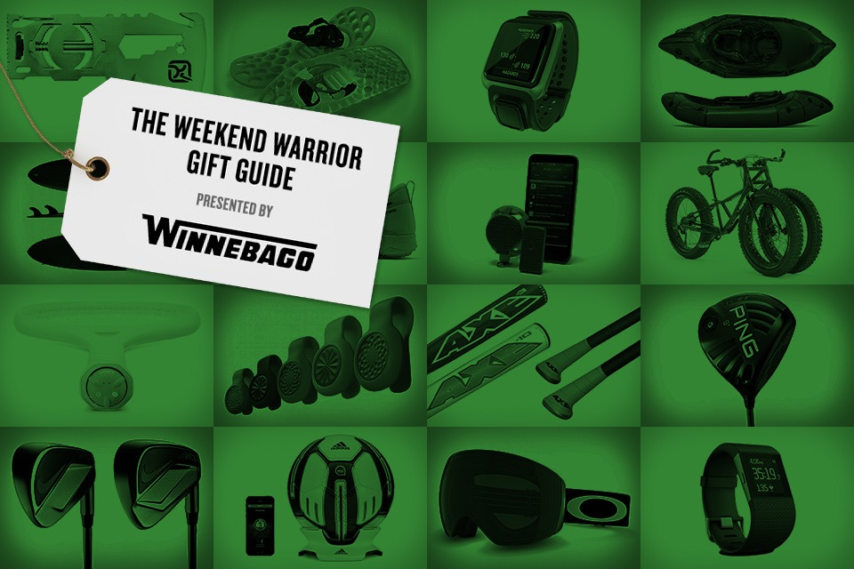 The Weekend Warrior Gift Guide