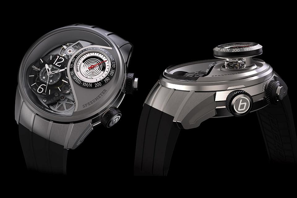 Breva Genie 03 Speedometer Watch