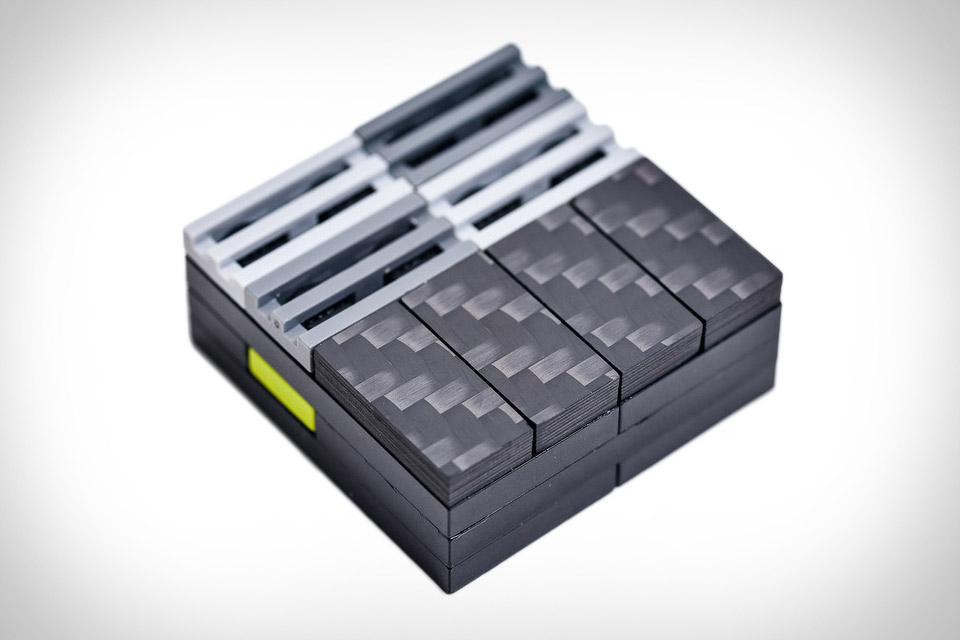 Lego Carbon Fiber Tiles