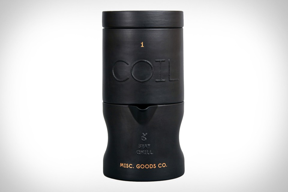 Coil Iced Coffee Brewer