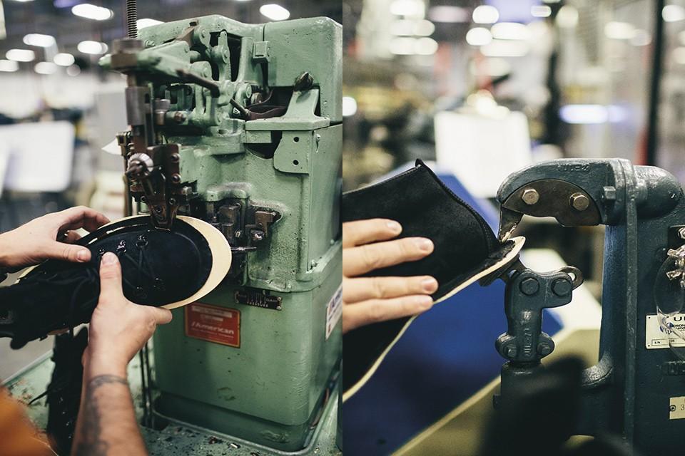 Process: Danner Boots