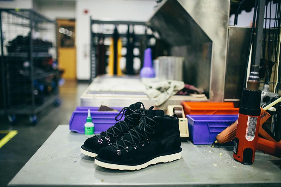 Process: Danner Boots | Uncrate