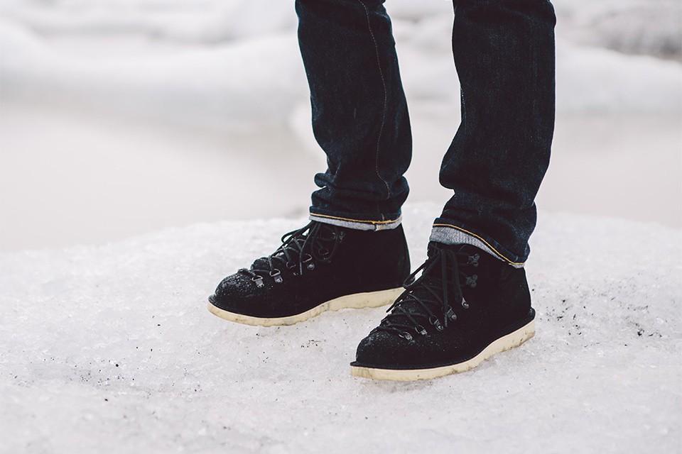 Danner x Uncrate Mountain Light Boots