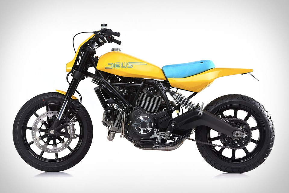 Deus Ex Machina Hondo Grattan Motorcycle