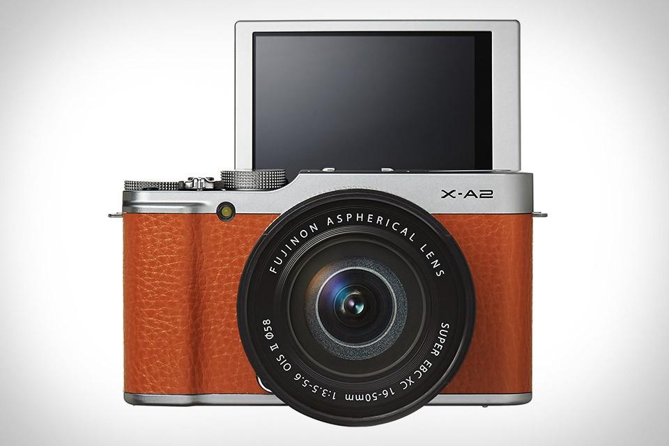 Fujifilm X-A2 Camera