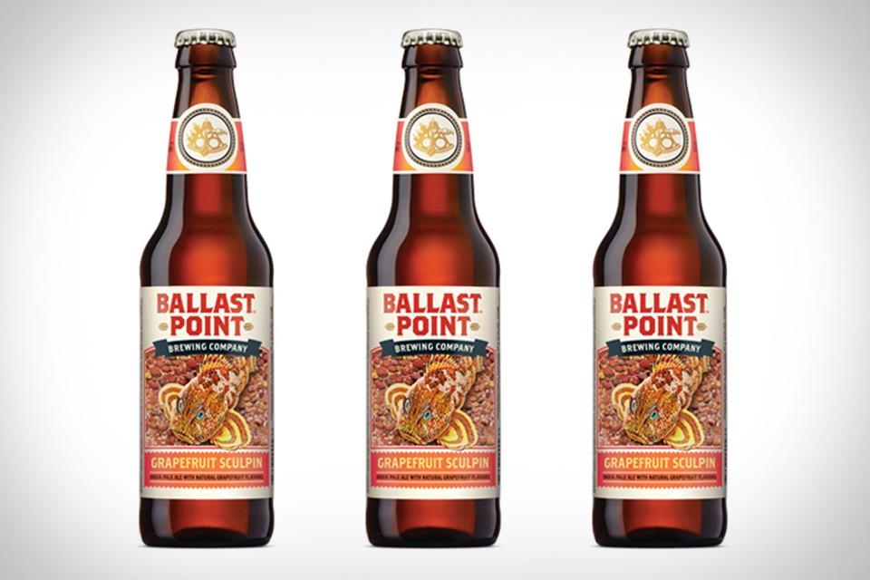 4fb82e784 Ballast Point Grapefruit Sculpin Beer