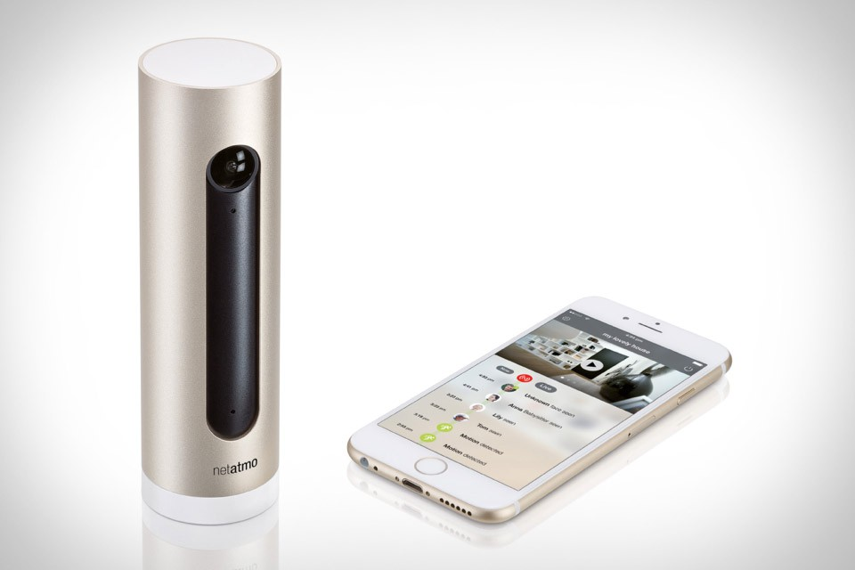 Netatmo Welcome Connected Camera