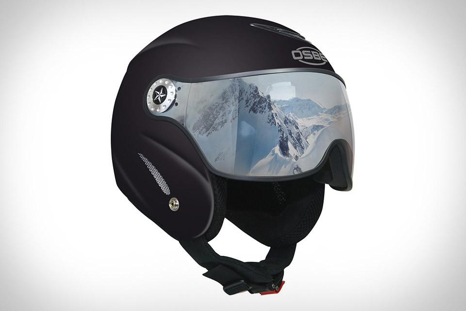 Osbe Proton Senior Ski Helmet