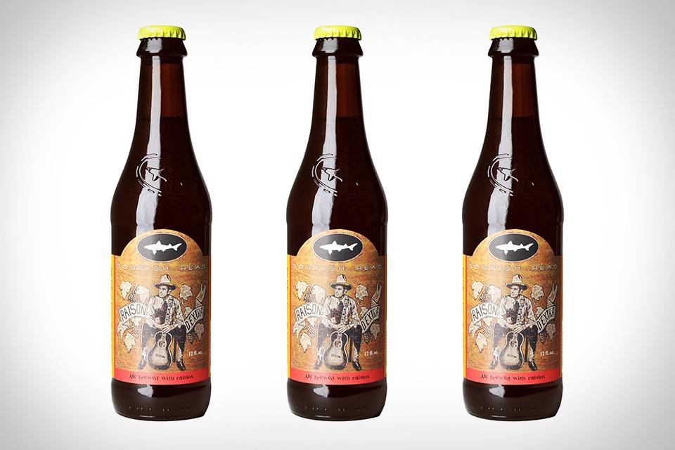 Dogfish Head Raison D'Extra Beer