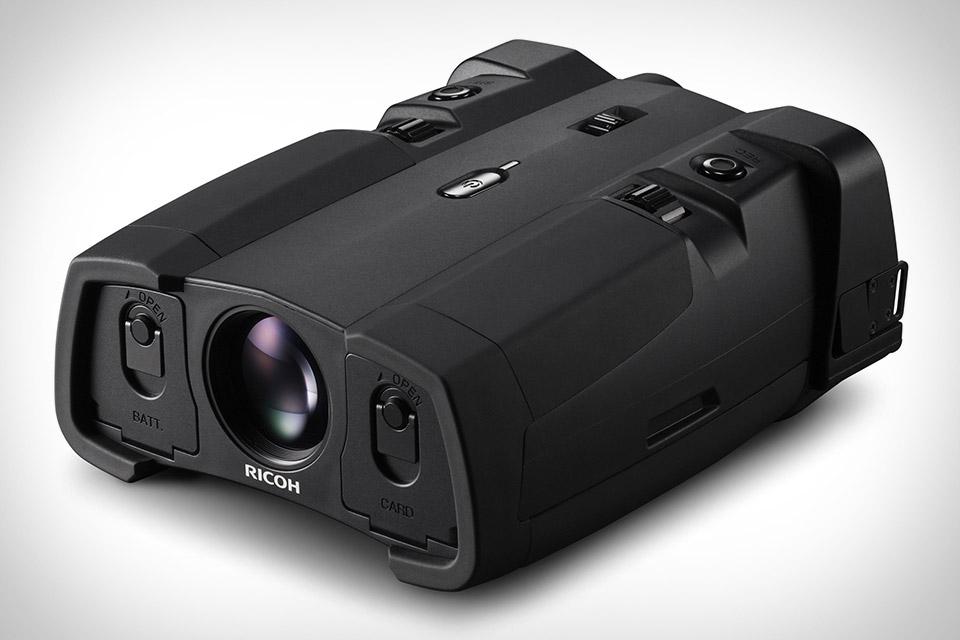 Ricoh Enhanced Binoculars