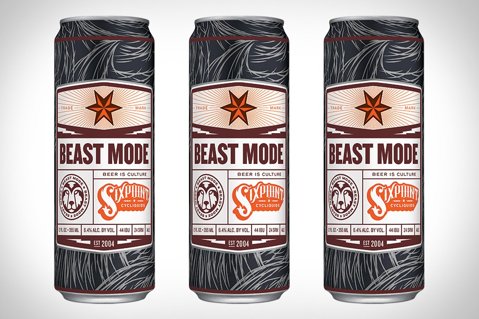 Sixpoint Beast Mode Beer