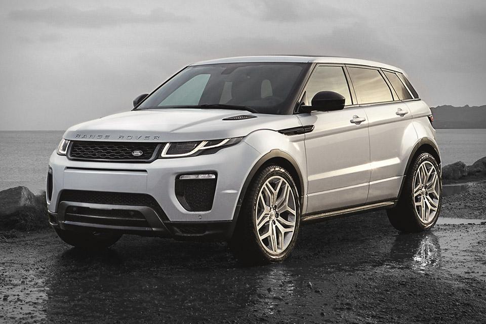 2016 Land Rover Range Evoque