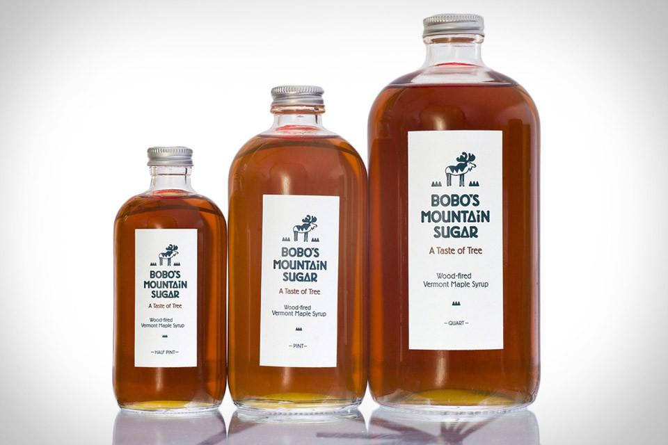 Bobo's Mountain Sugar Maple Syrup
