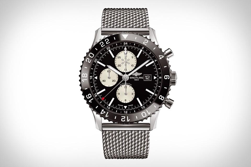 Breitling Chronoliner Watch