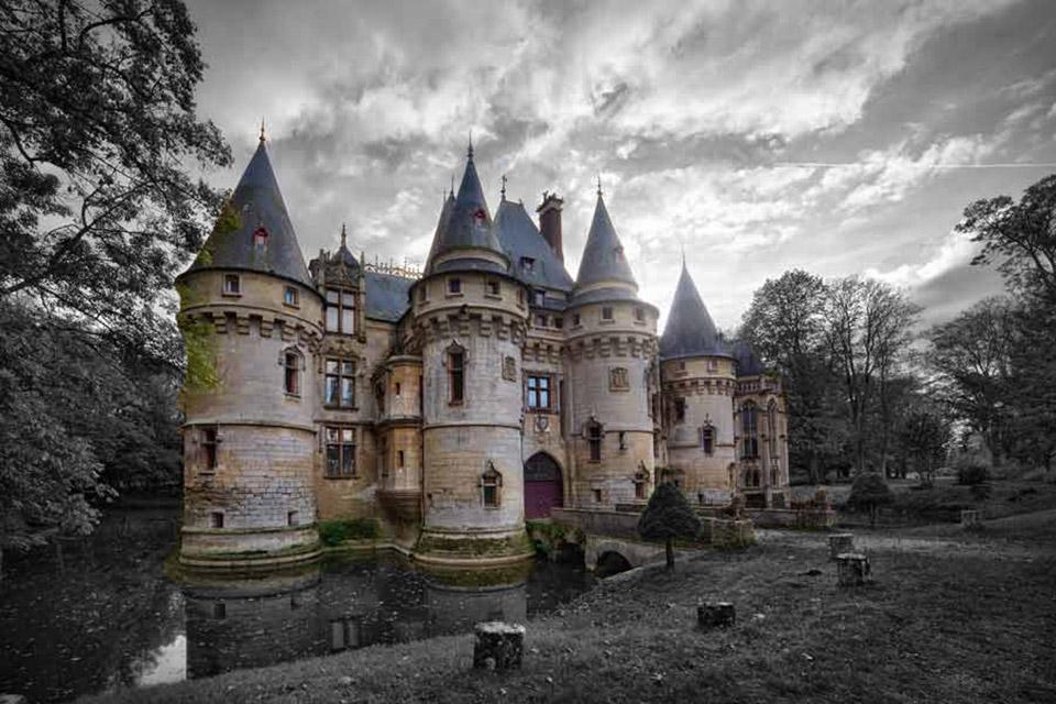 Le Chateau de Vigny Castle