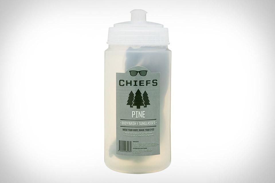 Chiefs Pine Wash + Sunglasses
