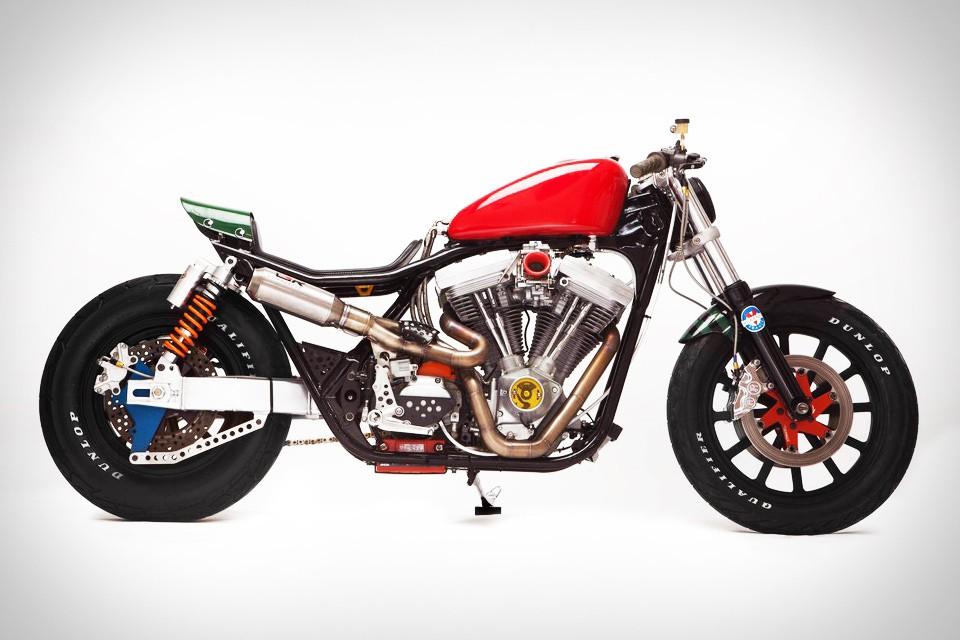 Church of Choppers Harley-Davidson FXR Motorcycle