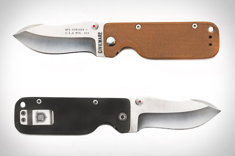 Civilware Striker Folding Knife