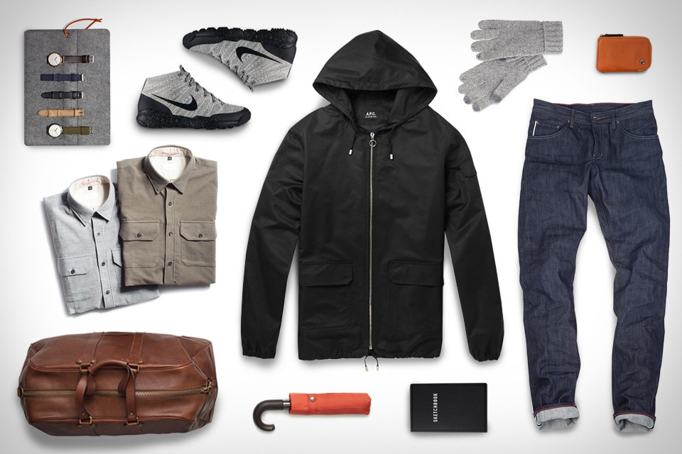 Garb: Booked