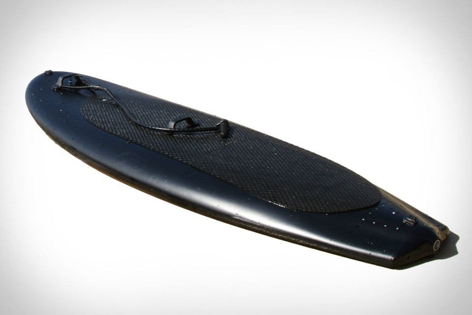Lampuga Jet-Powered Surfboard