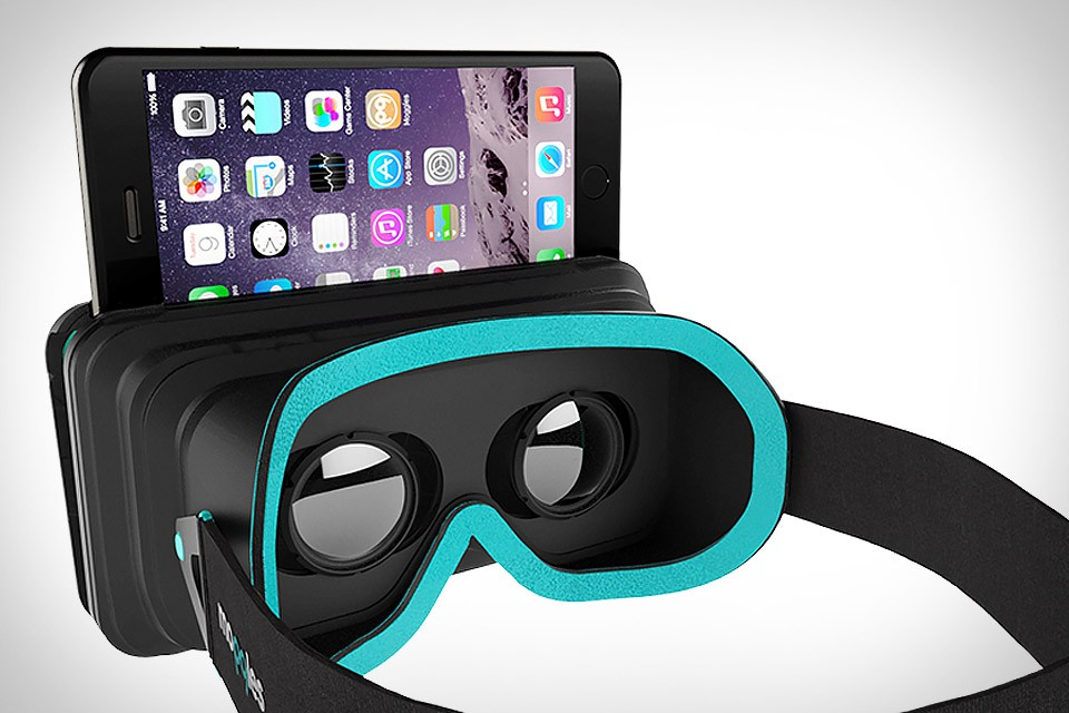 Moggles Virtual Reality Smartphone Headset