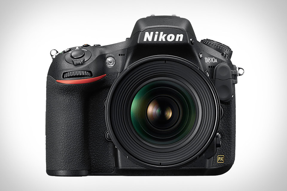 Nikon D810A Camera