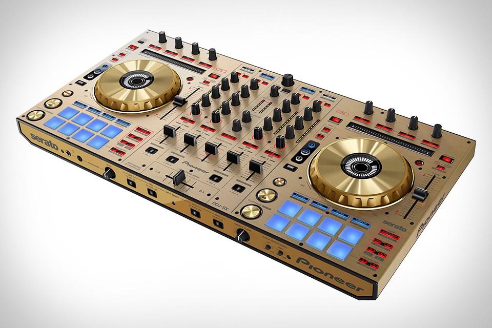 Pioneer DDJ-SX Gold Edition DJ Controller