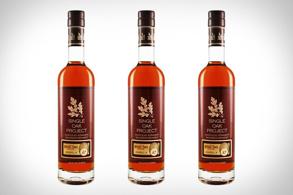 Buffalo Trace Single Oak Bourbon
