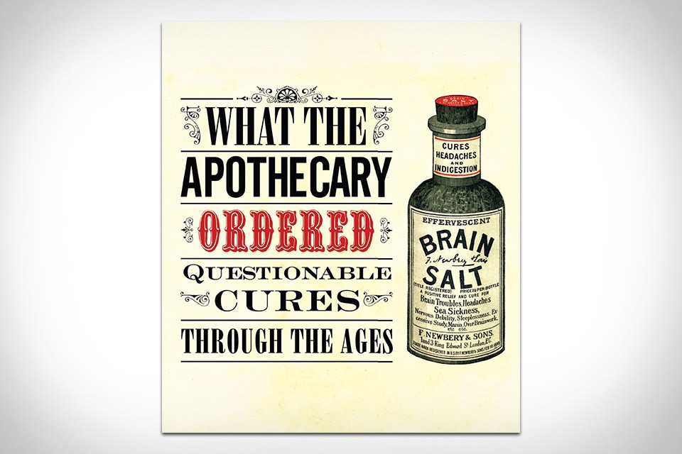 What the Apothecary Ordered