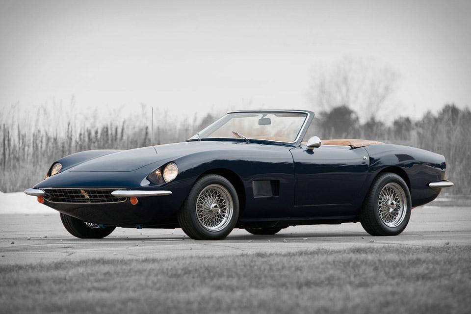 1968 Intermeccanica Italia Spyder