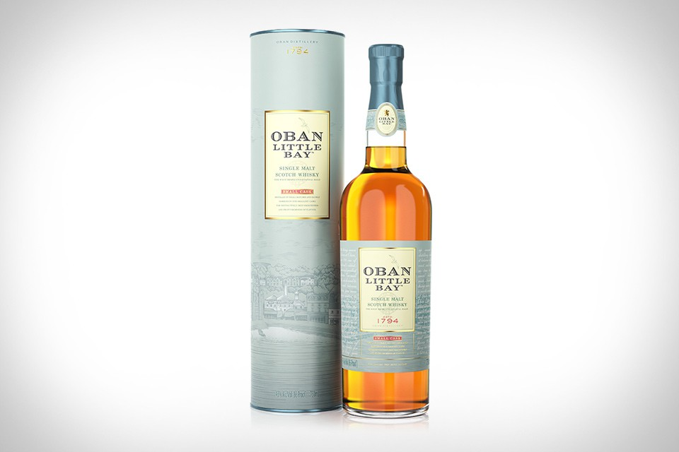 Oban Little Bay Scotch Whiskey